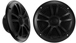 BOSS Audio MR6B 180 Watt , 6.5 Inch, Full Range, 2 Way Weath