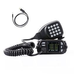 HESENATE MT-225D x QYT Mini Mobile Transceiver 25/20-Watt Du