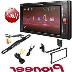 "Pioneer Digital Multimedia Video Receiver with 6.2"" WVGA Dis"