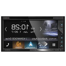 Kenwood eXcelon Multimedia Receiver with Apply CarPlay & And