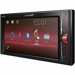 Pioneer MVH-200EX Double Din Bluetooth in-Dash Digital Media