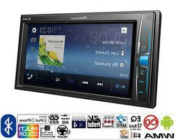 Pioneer MVH-210EX Double Din Car Stereo Radio Digital Media