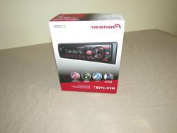 Pioneer MVH-290BT Smartphone Compatible Car Radio NEW