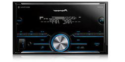 NEW PIONEER MVH-S400BT Double DIN Bluetooth In-Dash AM/FM/Di