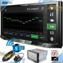"NEW Pioneer 7"" Double-DIN In-Dash Digital Media A/V Car Ster"