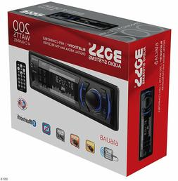 NEW Car Audio Car Stereo USB MP3 WMA AM FM Radio Single Din