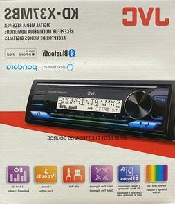 NEW JVC KD-X37MBS Digital Media Marine/Car Stereo Receiver S