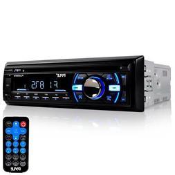 NEW Pyle PLCD43BTM Bluetooth MP3/USB/SD/Aux Stereo Radio Rec