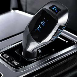 new x5 car cigarette lighter bluetooth calling