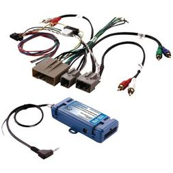 Pac All-In-One Radio Replacement & Steering Wheel Control In