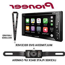 "Pioneer AVH-1330NEX 6.2"" DVD Receiver HD Radio Apple CarPlay"