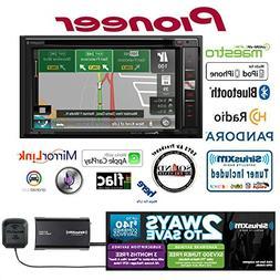 """Pioneer AVIC-5200NEX in Dash Double Din 6.2"""" DVD CD Navigati"""