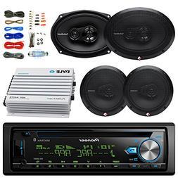 Pioneer DEH-S6000BS Car Bluetooth Radio USB AUX CD Player Re
