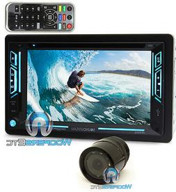 "pkg SOUNDSTREAM VR-63XB 6.2"" TV CD DVD BLUETOOTH SIRIUS XM R"