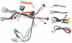 plug and play installation harness for select