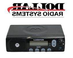 Motorola PM400 438-470Mhz UHF 25W 64Ch Narrow Police HAM Car