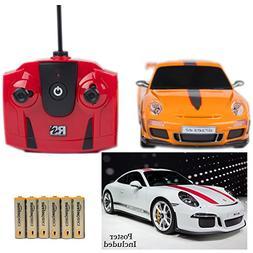 The Porsche 911 GT Remote Control Car Experience