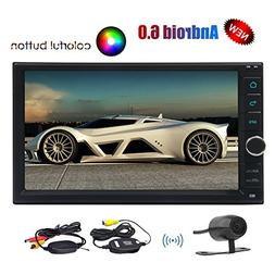 Quad-Core Eincar 7inch Stereo Universal 2 DIN Android 6.0 Ma