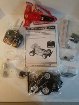 Radio Controlled Car Kit - Model RCC-7K - Elenco Electronics