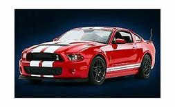 Radio Remote Control 1/14 Ford Mustang Shelby GT500 RC Model