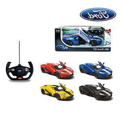 Radio Remote Control Car 1/14 Scale Ford GT RC Model Car Toy