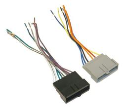 Metra 70-1858 Radio Wiring Harness For GM 88-05 Harness
