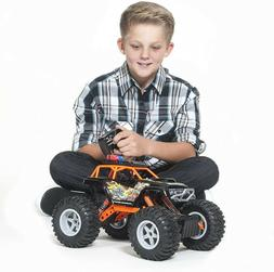 RC Truck Rechargeable Remote Control Car Crawler 3XL Radio