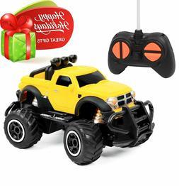 Remote Control Car Mini Pickup Truck Rock Crawler Radio Cont