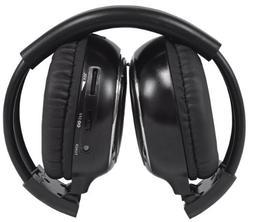 Rockville RFH3 Wireless Universal Infrared IR Headphones for