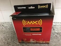 XM Satellite Radio Car Kit Sportscaster RVK101A NEW in Open