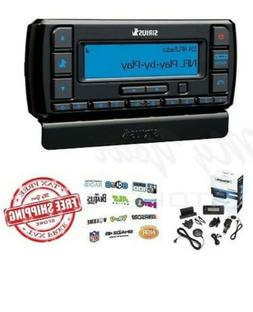 Satellite Radio Sirius XM Vehicle Kit Car Antenna Music Dock