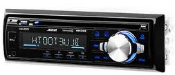 Sound Storm SDC26B Car Stereo CD Player – Single Din, Blue