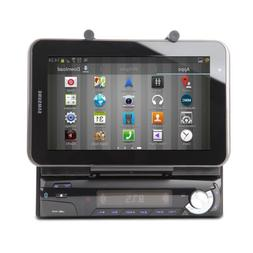 Single 1DIN M1003 Car Radio Bluetooth Holder l for Smart Pho