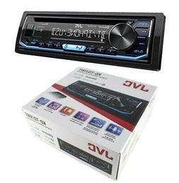 Single Din Bluetooth Car Stereo MP3 CD USB AUX-In AM/FM Radi