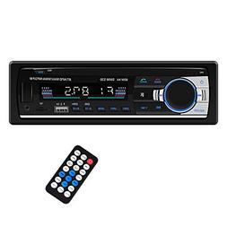 Car Stereo with Bluetooth Single din in Dash Car Radio FM/MP