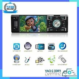 4.1 Inch Single Din Car Stereo MP5 Player with Bluetooth FM