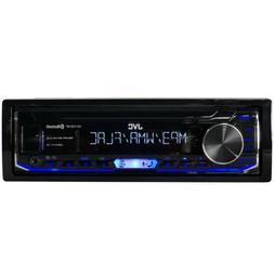 JVC Single DIN Digital Media Bluetooth USB AUX AM/FM Radio C