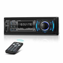 616uab multimedia car stereo single din lcd