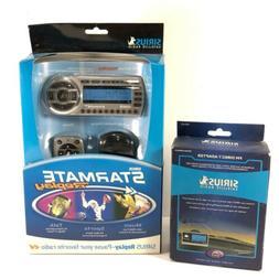 SIRIUS Starmate Replay Satellite Radio Receiver & Car Kit +