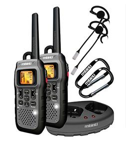 Uniden Submersible 50 Mile FRS/GMRS Two-Way Radios with Char