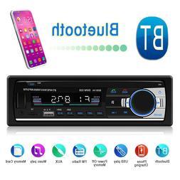 SWM 530 LCD Bluetooth 4.0 Car Stereo MP3 Audio Player FM Rad