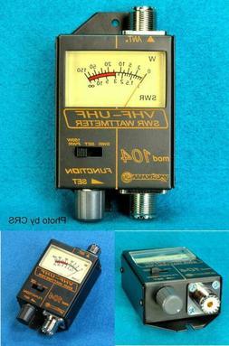 SWR / Power METER for VHF / UHF