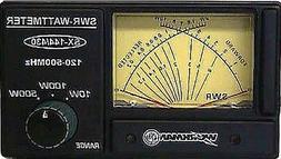 Workman SX144430 VHF/UHF SWR/Watt Meter