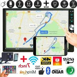 Touch Screen HD 1080P 2DIN Car Radio MP5/MP3 Player Android/