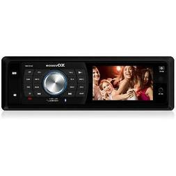 "XO Vision 3"" Touchscreen In-Dash DVD Receiver with Bluetooth"