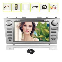 For Toyota Camry 2007-2011 GPS Navigation 8'' Car Radio Ster
