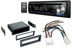 pkg 2003-2008 Toyota Corolla Single Din Car Stereo Radio Ins