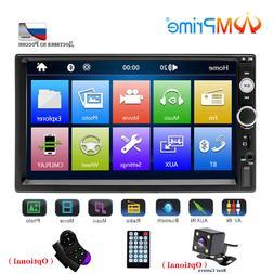 AMPrime Universal 2 din <font><b>Car</b></font> Multimedia P