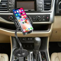 Universal Car Cup Holder Mount Accessories 360° Adjustable