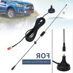 UT106 UHF/VHF Car Mobile Dual Band Antenna For BAOFENG Radio